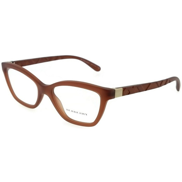 bed339c73d3 BE2221-3575 Women s Brown Frame Eyeglasses. NWT. Burberry
